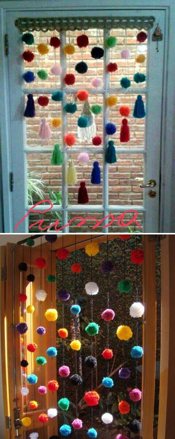 Best 15 Easy Diy Window Decorating Ideas 2017 This Month