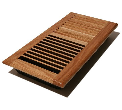 Best Decor Grates Wl614W N 6 Inch By 14 Inch Wood Wall Register This Month