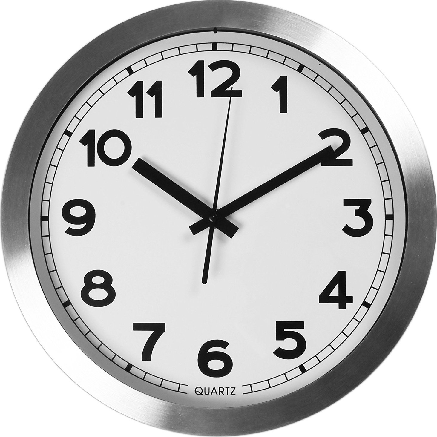 Best Large Modern Wall Clocks Amazon Com This Month