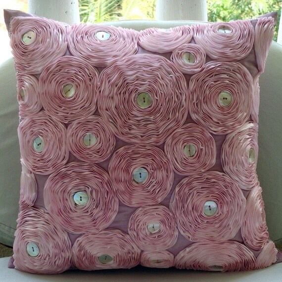 Best Decorative Throw Pillow Covers Accent Pillow 20 Inch Silk This Month