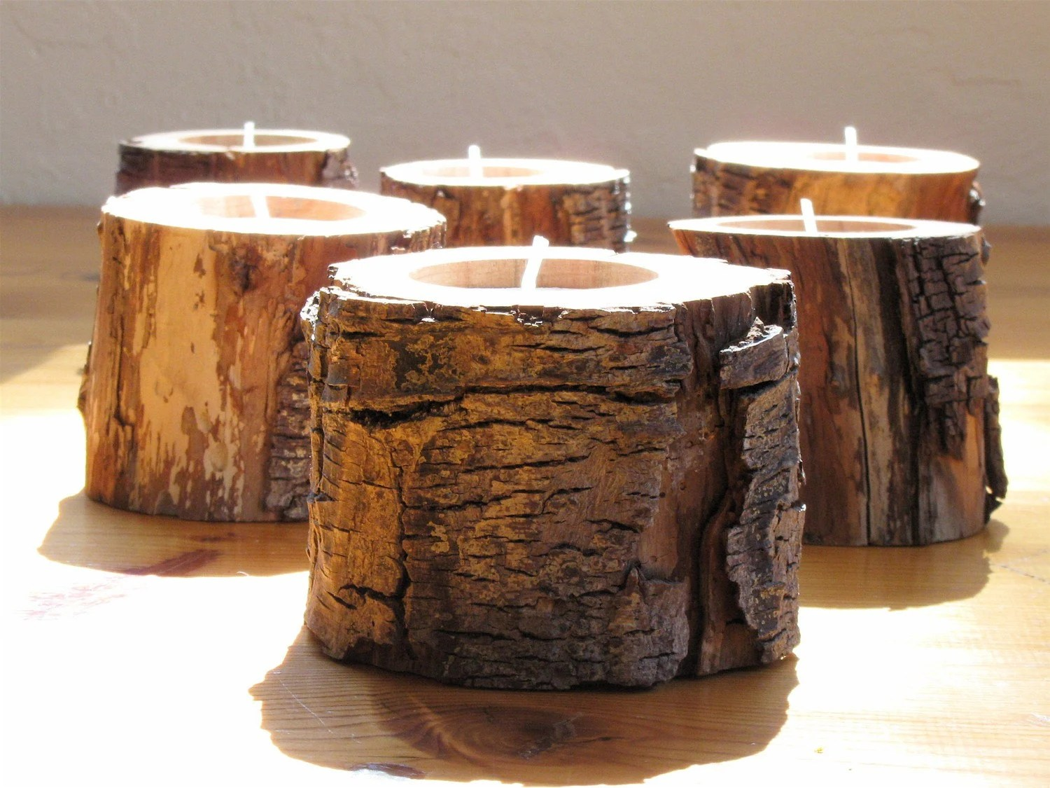 Best 6 Woodland Driftwood Candle Holders Eco Friendly Home Decor This Month