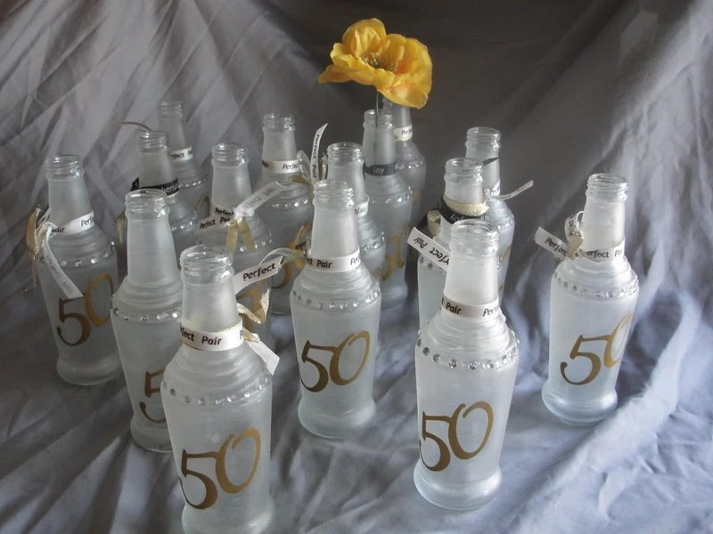 Best Items Similar To 50Th Anniversary Table Decor On Etsy This Month