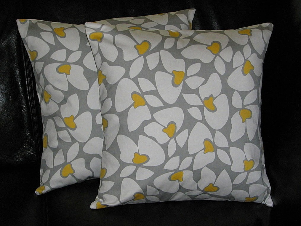 Best Pillow Decorative Pillows Grey And Yellow By This Month