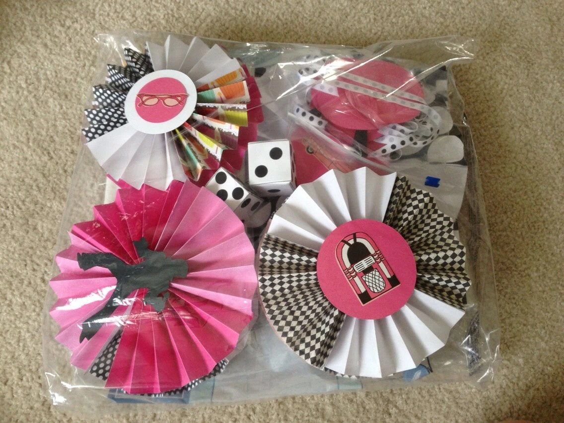 Best Elvis 1950 S Themed Paper Birthday Party Decorations This Month