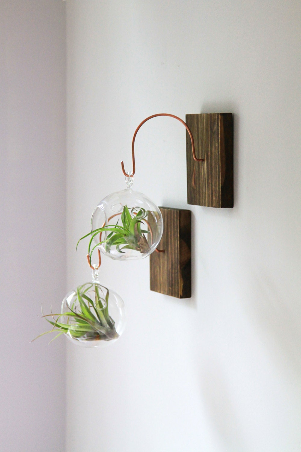 Best Wood And Copper Wall Mount Unique Wall Decor Handmade This Month