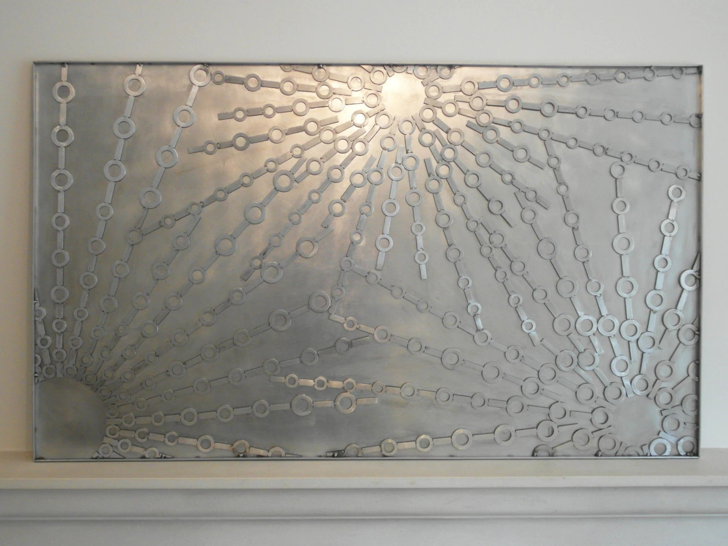Best Stainless Steel Metal Wall Art Sculpture This Month