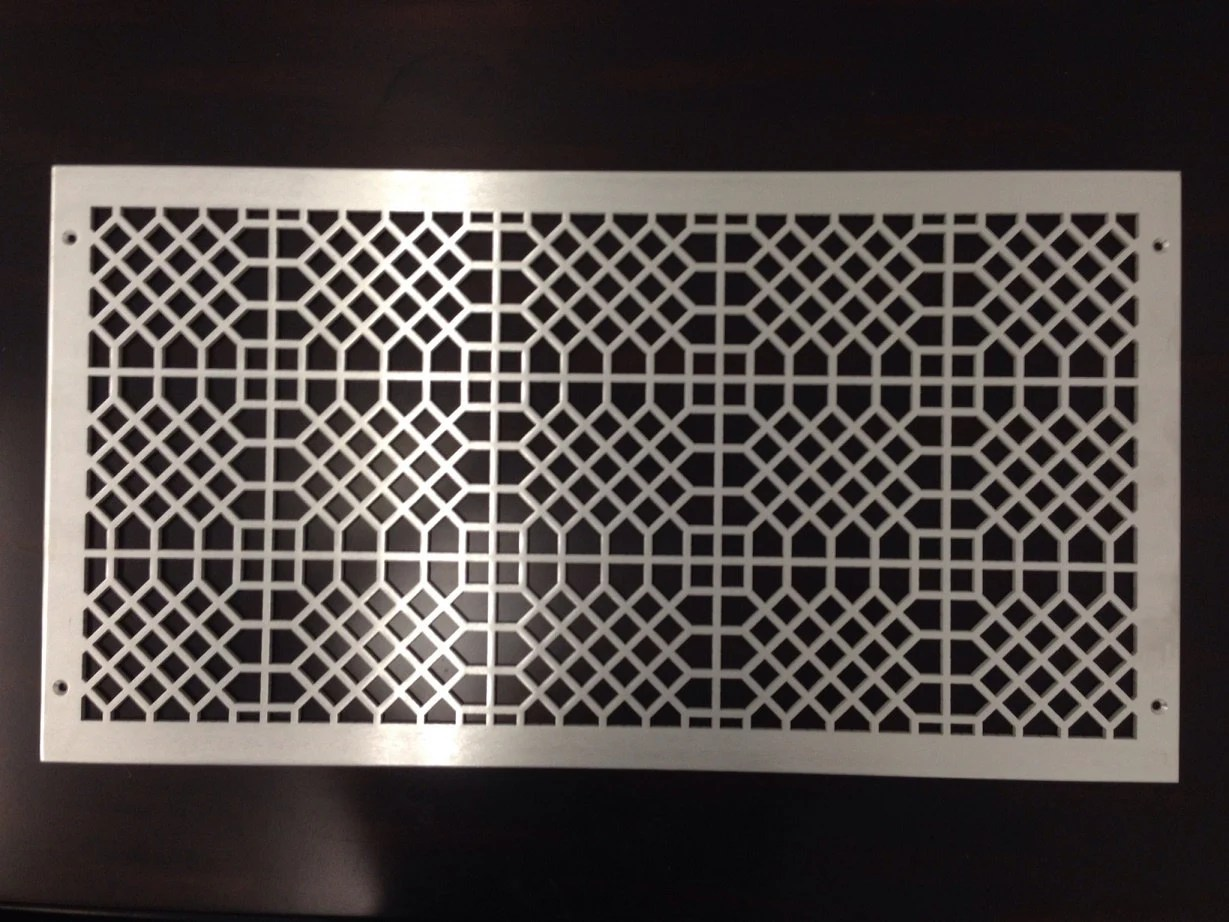 Best Decorative Vent Covers Hvac Register Brushed Aluminum This Month