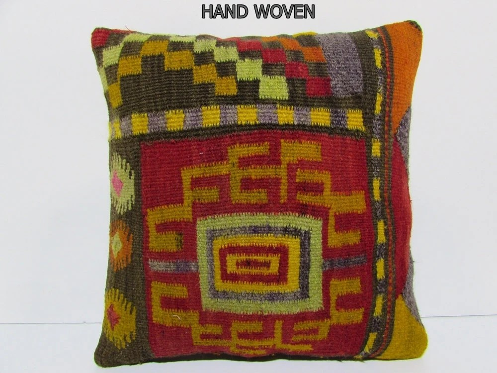 Best Decorative Pillow 18X18 Extra Large Cushion Handmade Pillow This Month