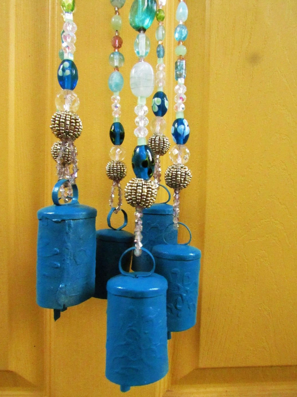 Best Bell Hanging Mobile Decor Mobile Bells Décor By Ronitpeterart This Month