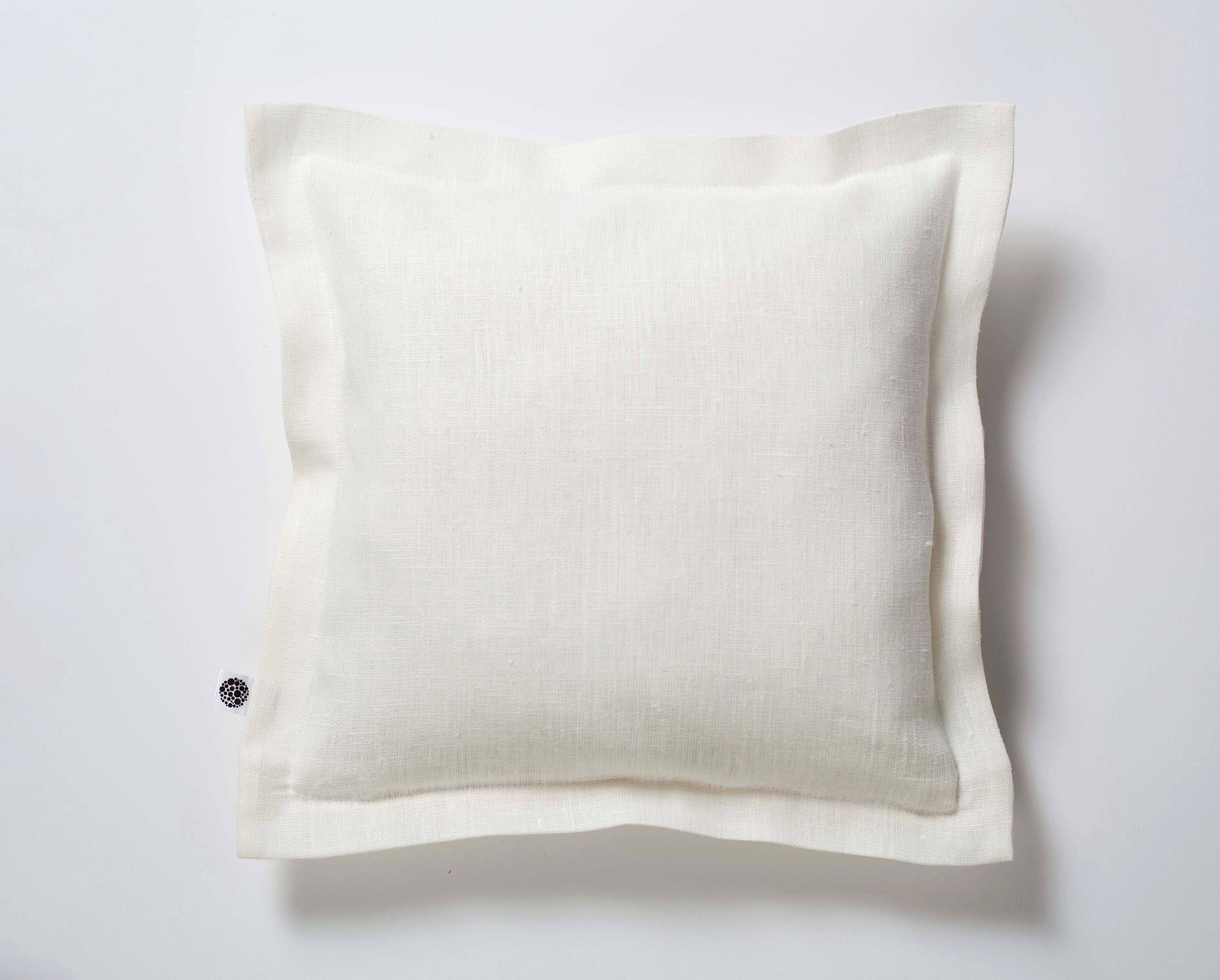 Best White Pillow Cover Off White Decorative Pillows Linen Euro This Month