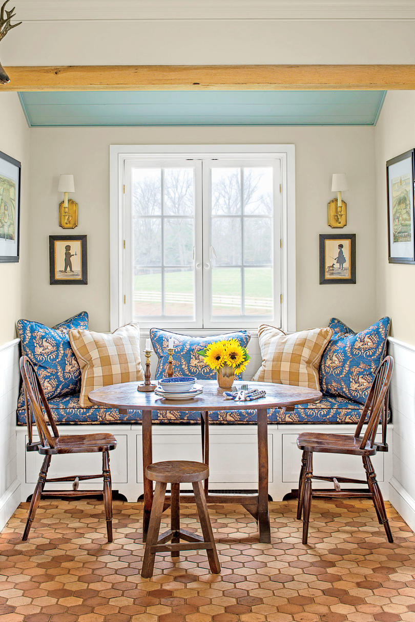 Best Eat In Kitchen Design Ideas Southern Living This Month