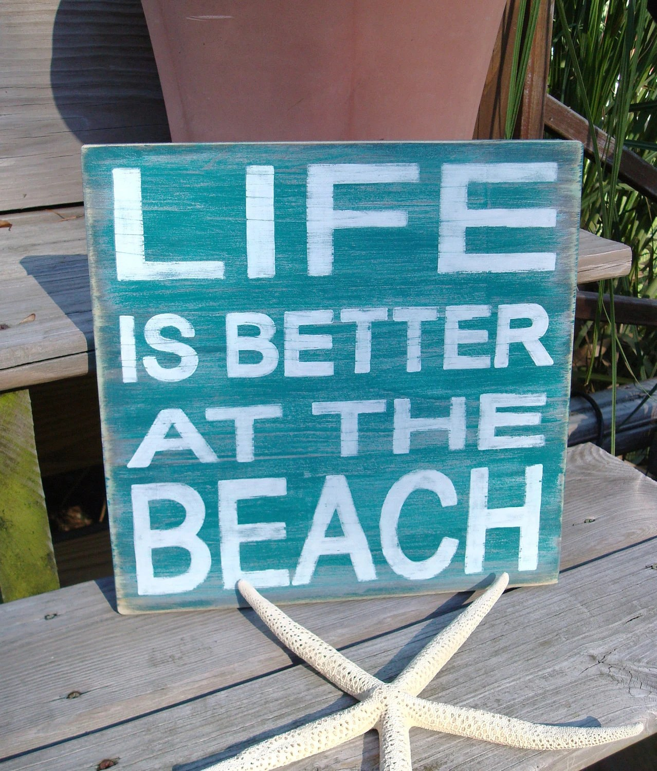 Best Beach Sign Shabby Cottage Coastal Nursery And Nautical Decor This Month