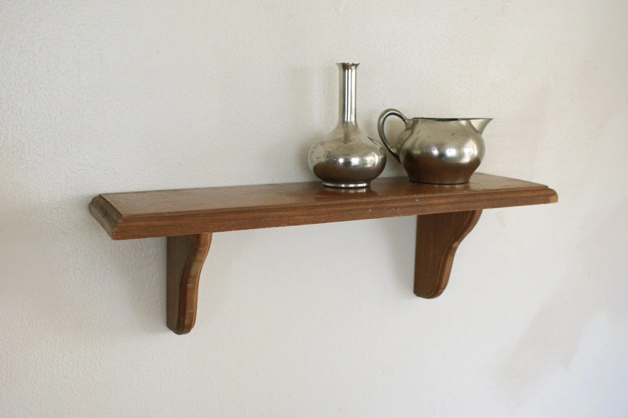Best Wood Wall Shelf Small Display Shelving Wooden Wall Hanging This Month