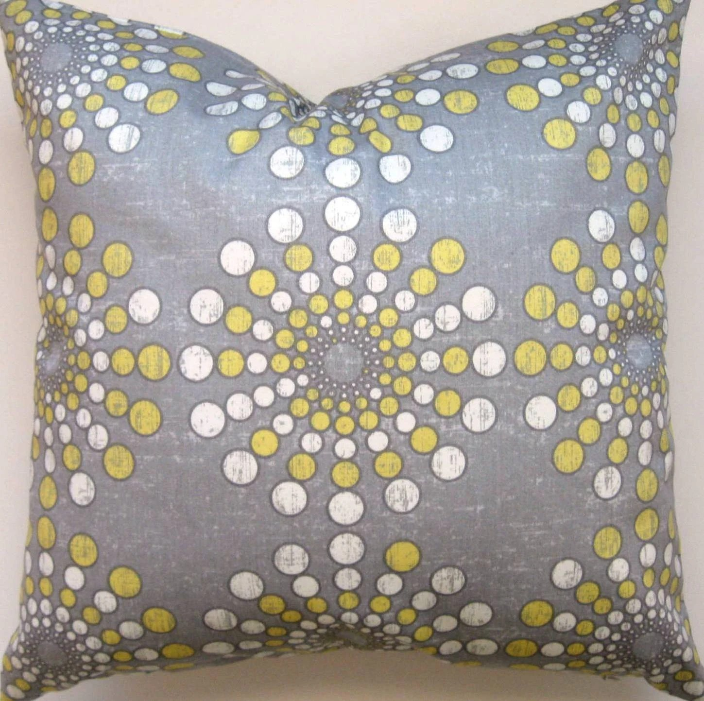 Best Grey And Yellow Pillow Cover Gray And Yellow Pillow Cover This Month