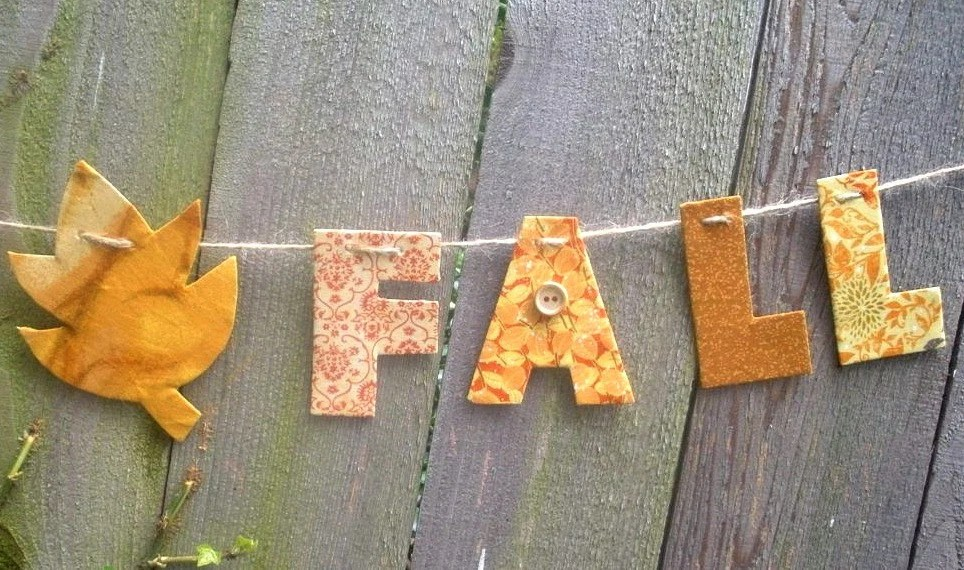 Best Fall Decorations Autumn Decorations Happy Fall Garland Fall This Month