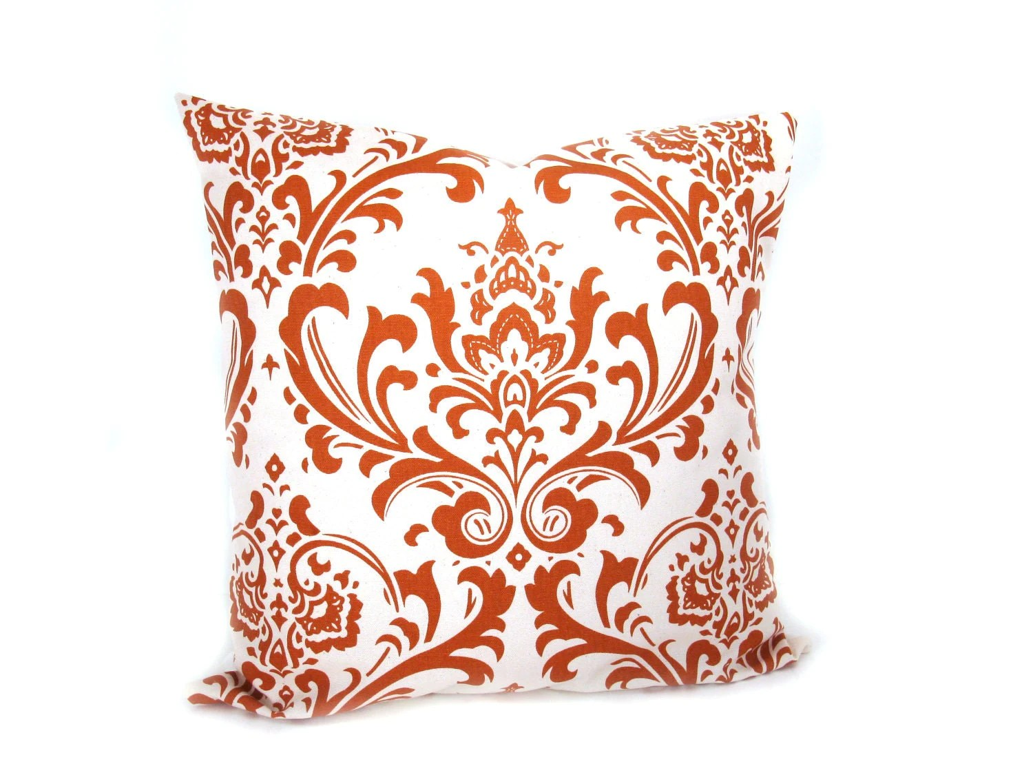 Best Orange Pillow Cover Decorative Throw Pillows Burnt By This Month