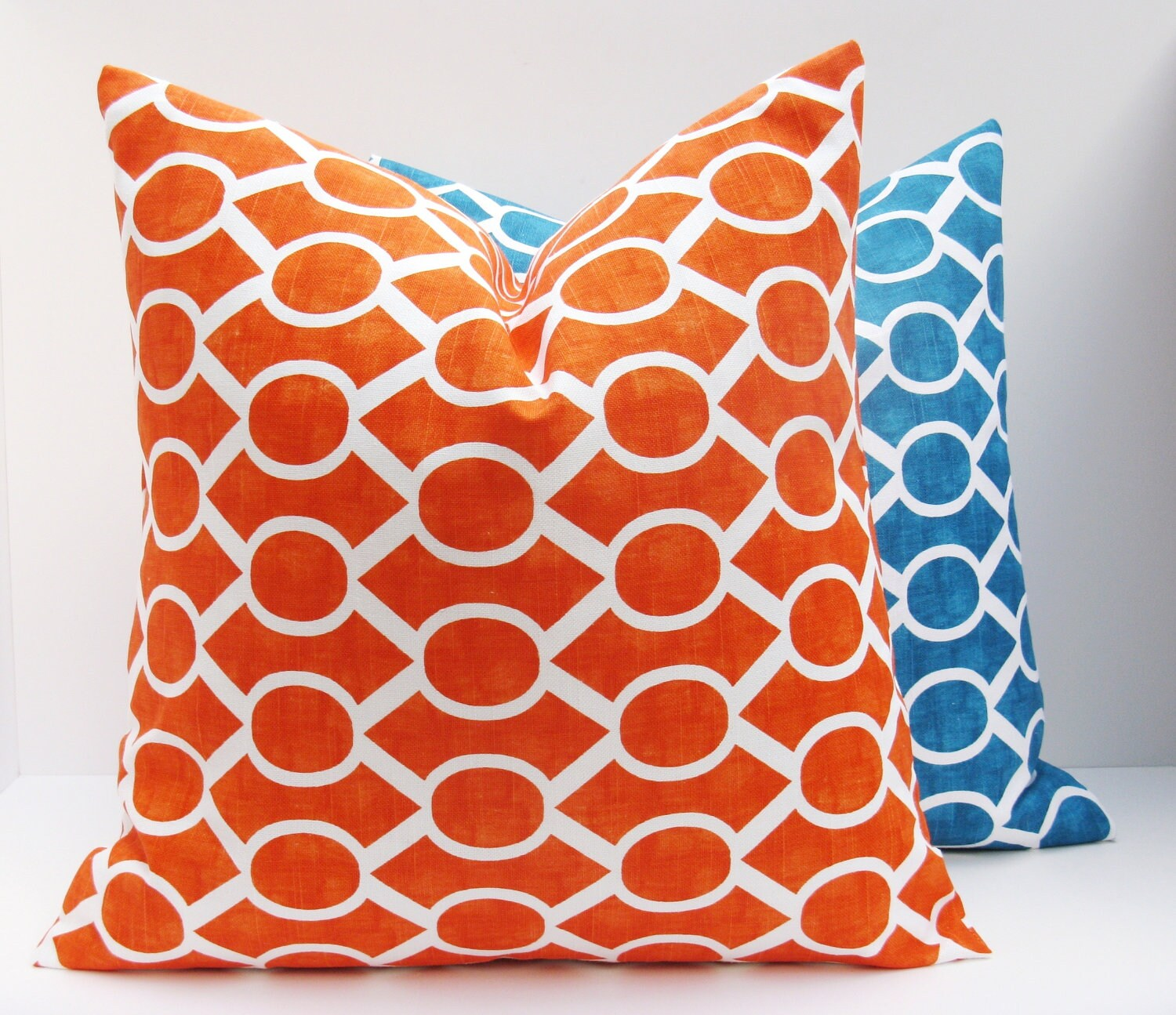 Best Decorative Throw Pillows Covers Orange Pillow By Eastandnest This Month