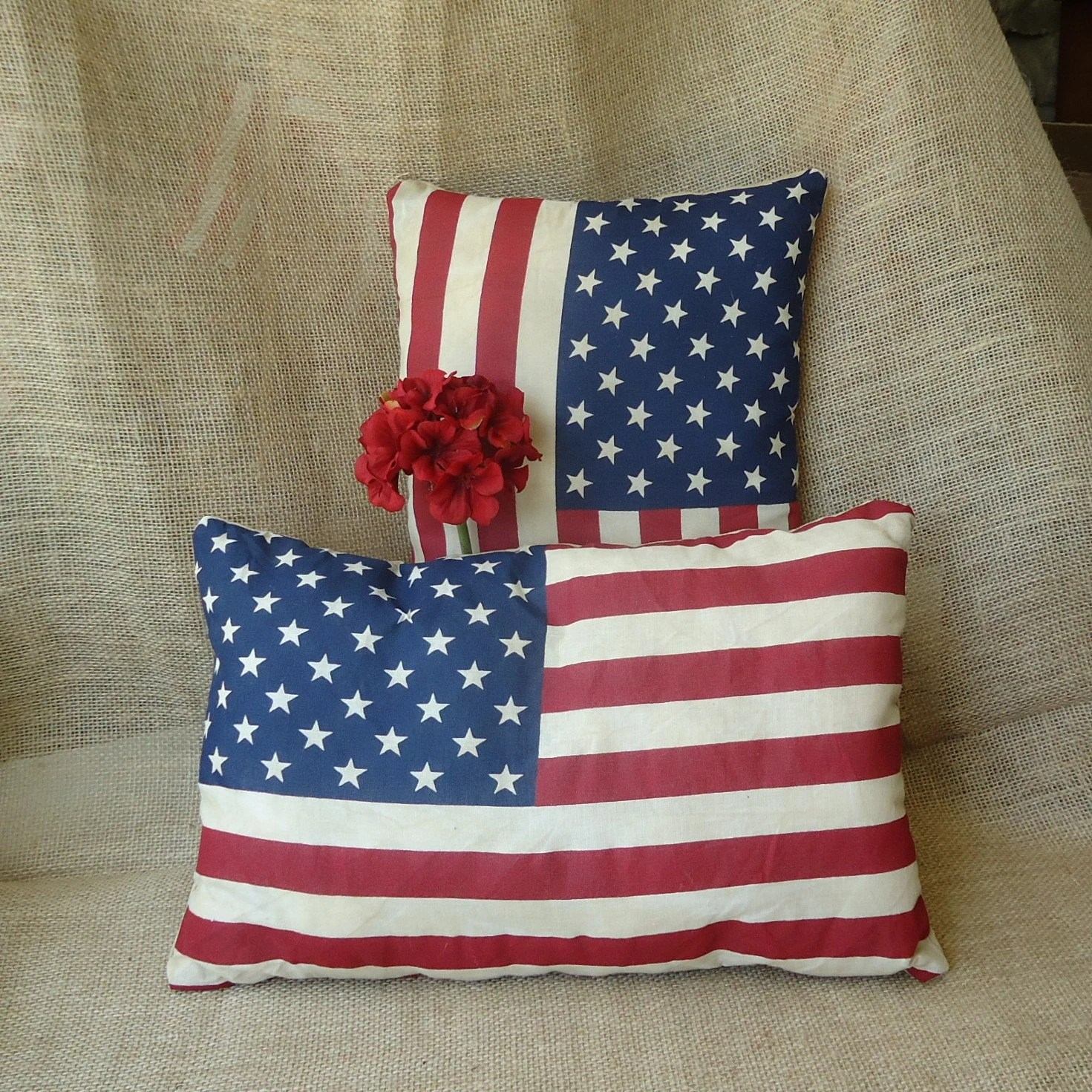 Best Patriotic American Flag Decor Holiday Decor Small By This Month