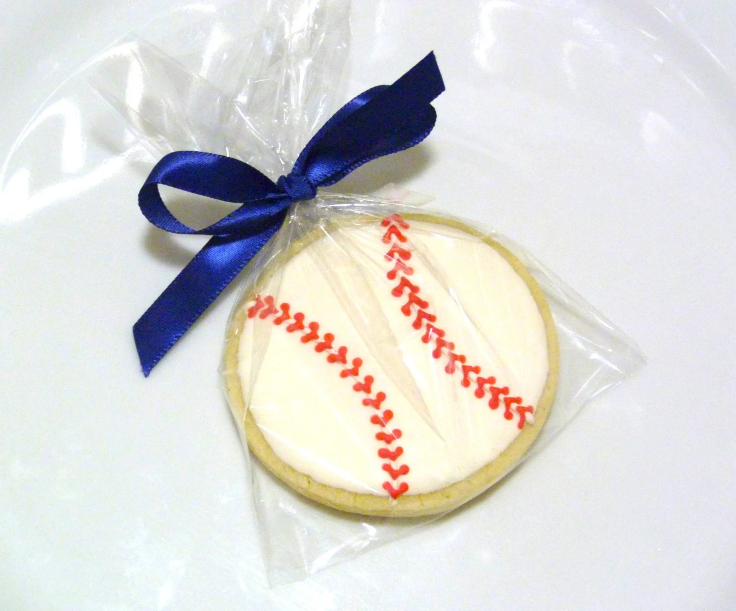 Best Custom Decorated Gourmet Sugar Cookie Baseball By This Month