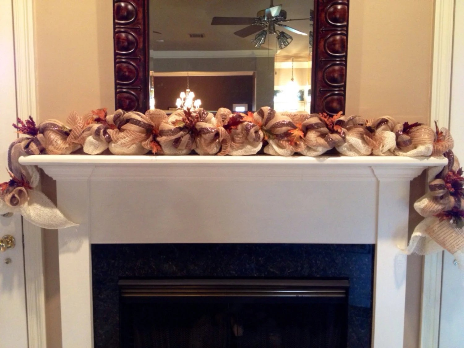 Best Fall Garland Autumn Garland Fall Decor By Lafetedecor On Etsy This Month