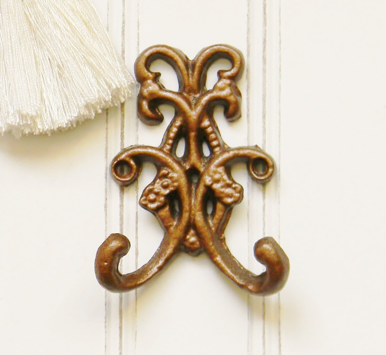 Best Wall Hook Decorative Wall Hooks Double Wall Hook Floral This Month