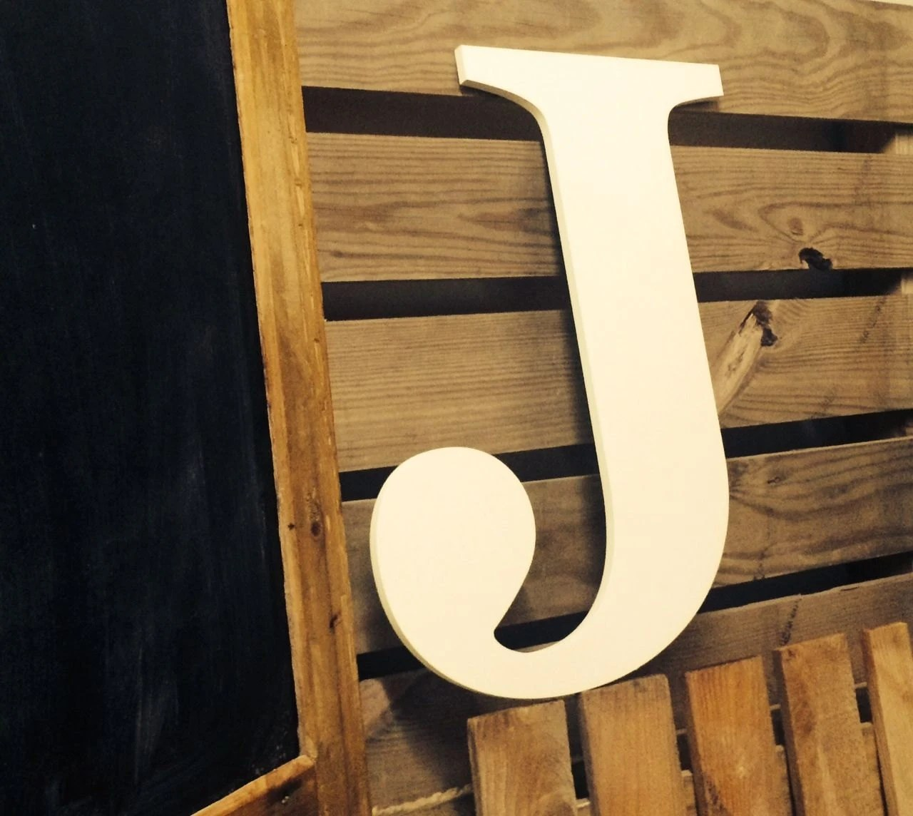 Best Letter J Large Guest Book Or Wall Decor Extra Large 30 This Month