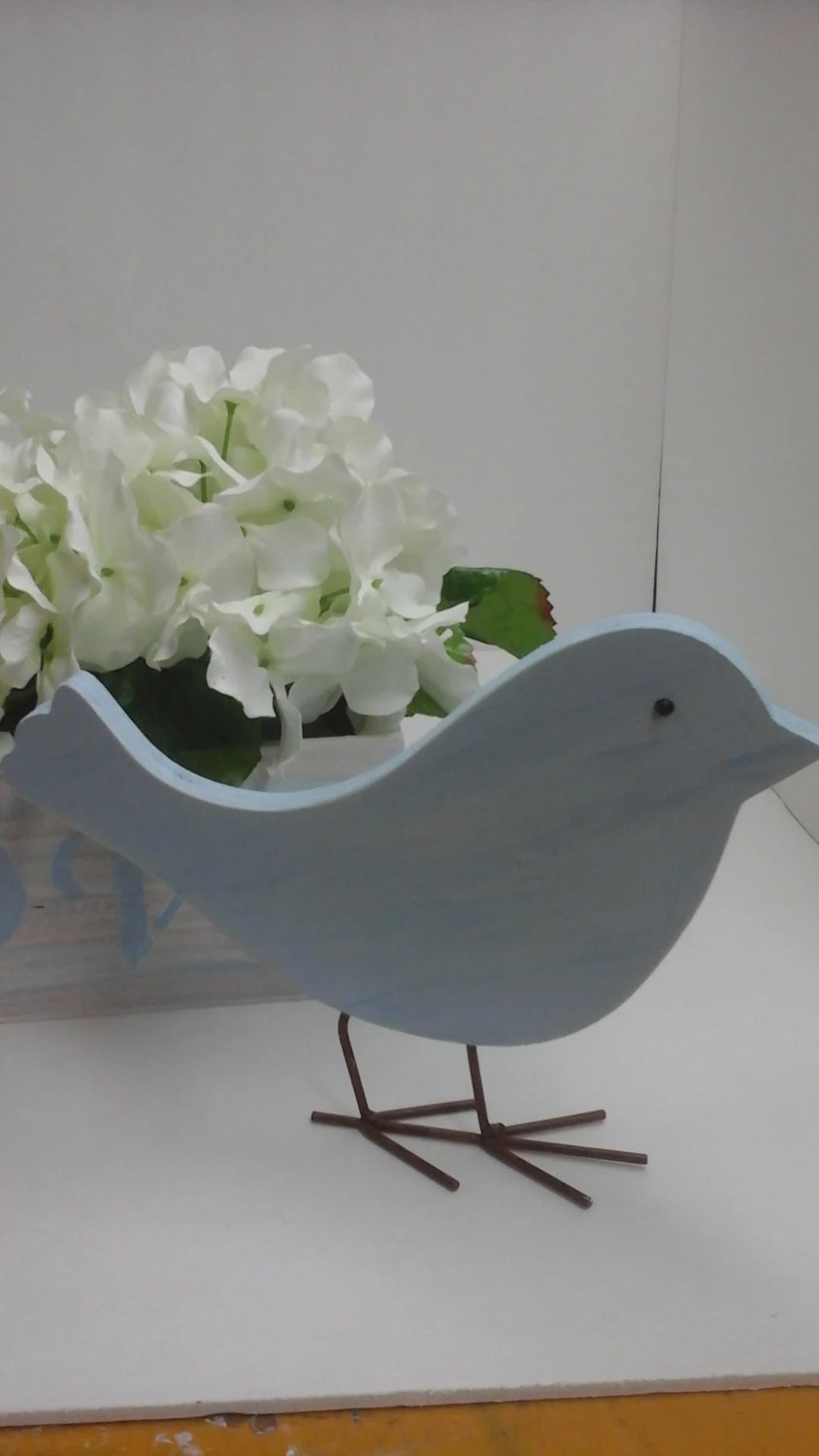 Best Little Wooden Blue Bird Home Decor This Month