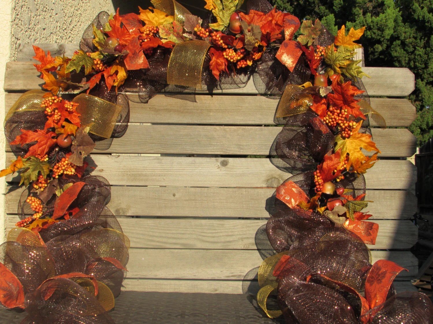Best 10 Fall Garland Fall Swag Fall Door Decor Fall Leaf This Month
