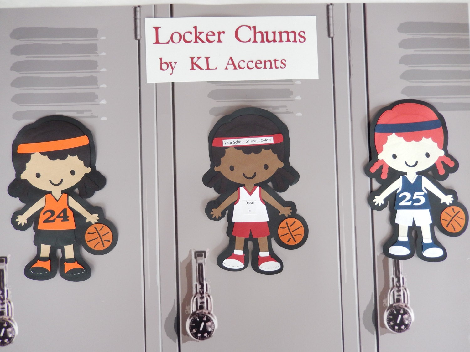 Best Basketball Locker Decorations Personalize Your Own Locker This Month