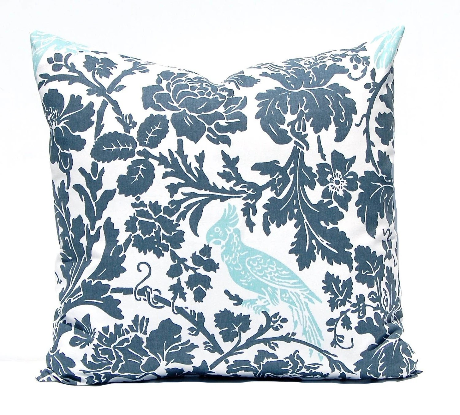 Best Throw Pillow Covers Gray And Aqua Decorative By This Month