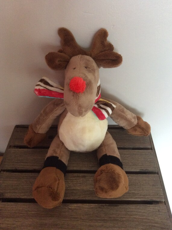 Best Rudolph Soft Toy Rudolph Christmas Decoration Baby Safe This Month