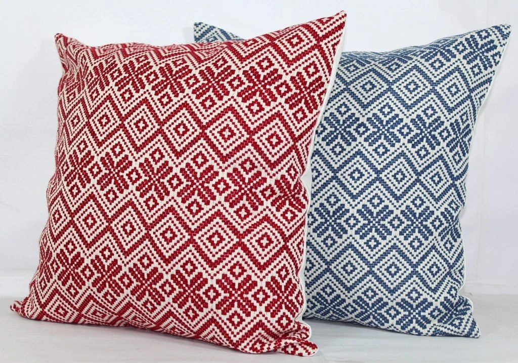 Best Red Throw Pillow Covers 24X24 Euro Pillow Covers 20X20 This Month