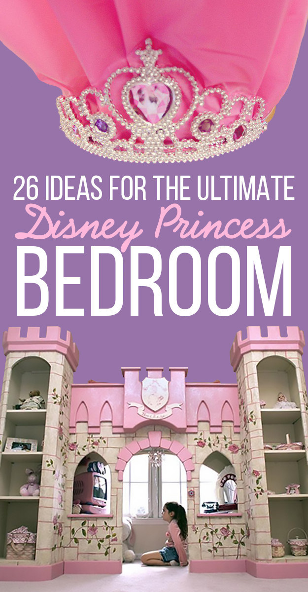 Best 26 Ideas For The Ultimate Disney Princess Bedroom This Month