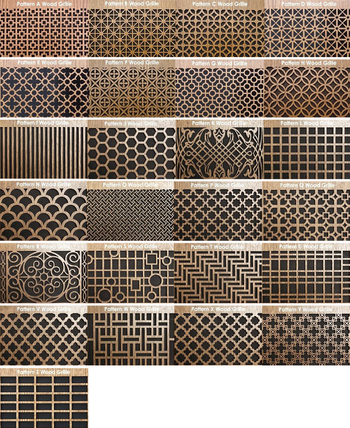 Best New Decorative Round Vents – Circular Wood Grilles This Month