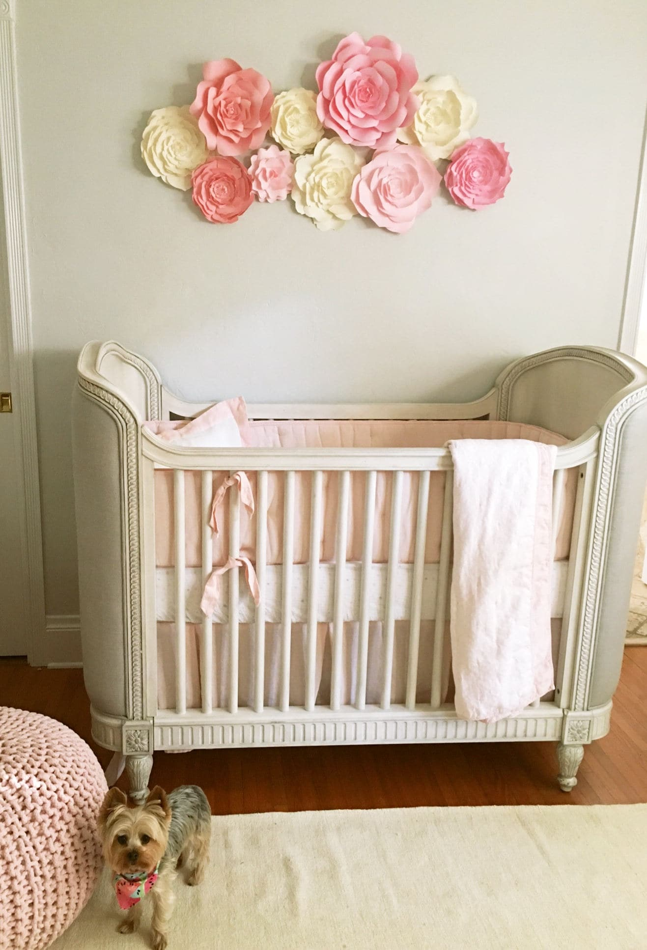 Best Baby Nursery Wall Decor Paper Flowers For Girls Nursery Etsy This Month
