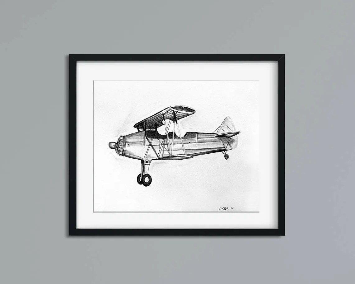 Best Airplane Wall Art Airplane Decor Vintage Airplane Decor Etsy This Month