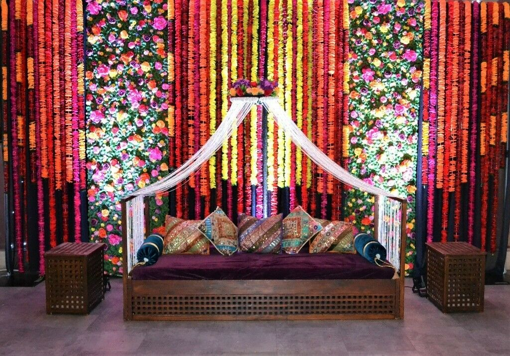 Best Tempting Occasions Mehndi Decorations Party Decor Mehndi Stages Moroccan Arabian Bollywood Theme This Month