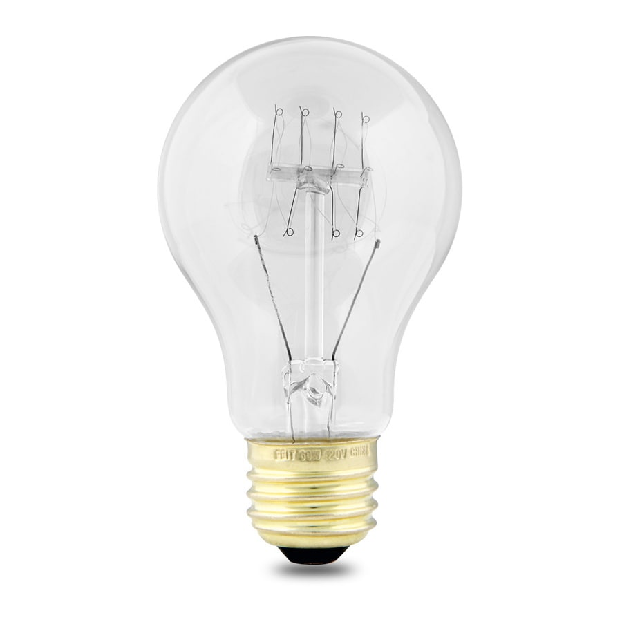 Best Feit Electric 60 Watt Dimmable Decorative Incandescent This Month