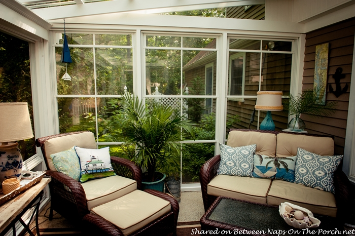 Best An Ordinary Patio Becomes A Beautiful Three Season Porch This Month