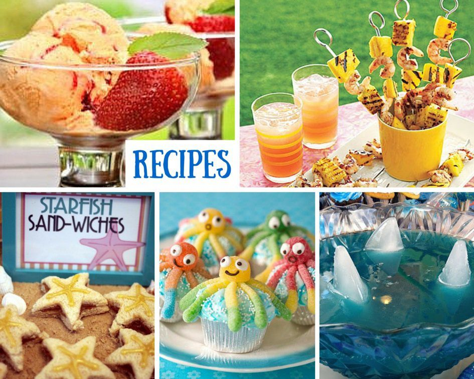 Best Beach Party Ideas For Kids Summer Party Ideas At This Month