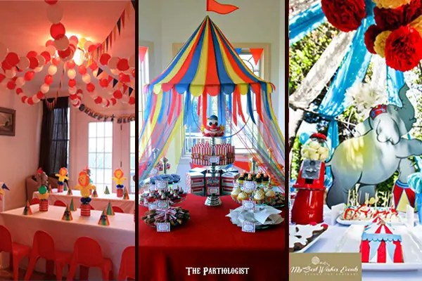 Best Big Top Circus Decorations Decoration For Home This Month