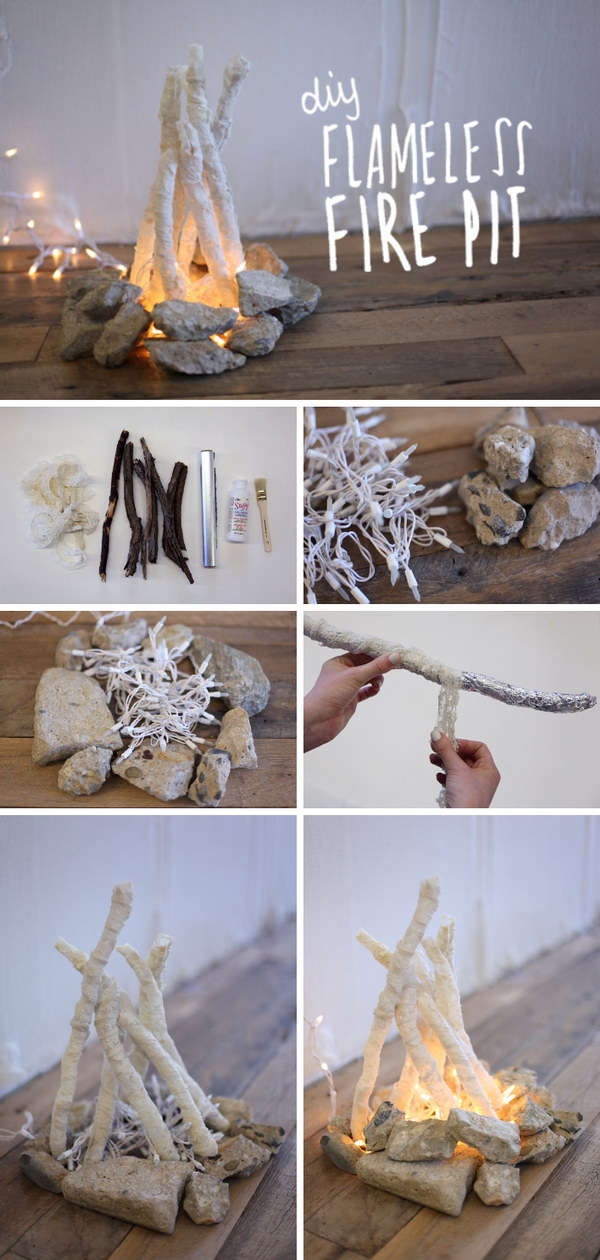 Best Holiday Decoration Diy String Light Projects This Month