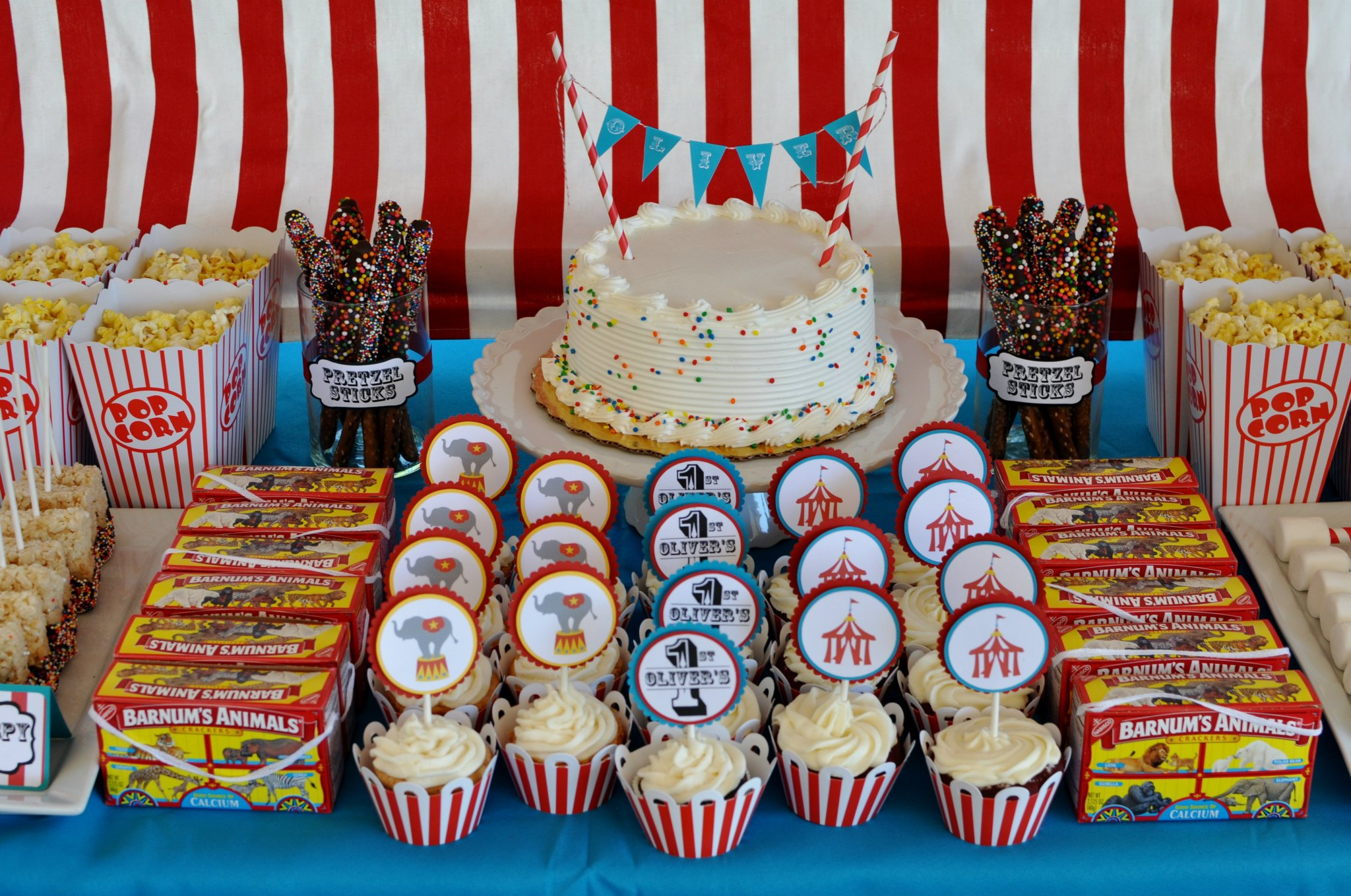 Best Big Top Birthday Party Veronica Yem This Month