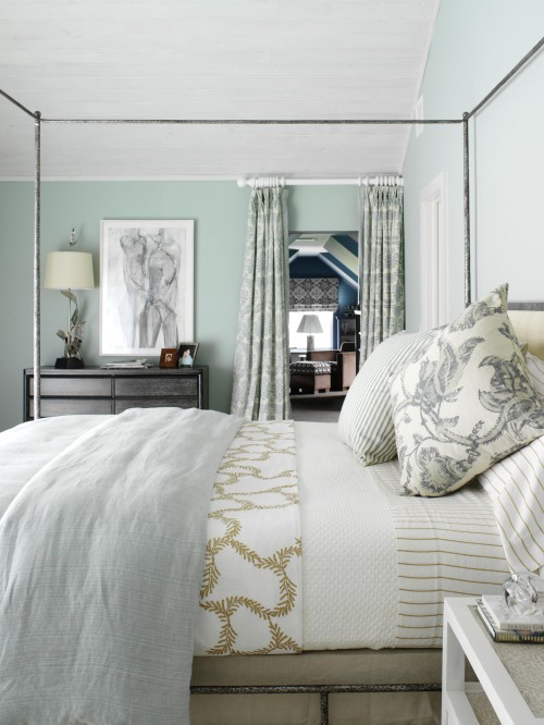 Best Metal Canopy Bed Cottage Bedroom Tara Seawright This Month