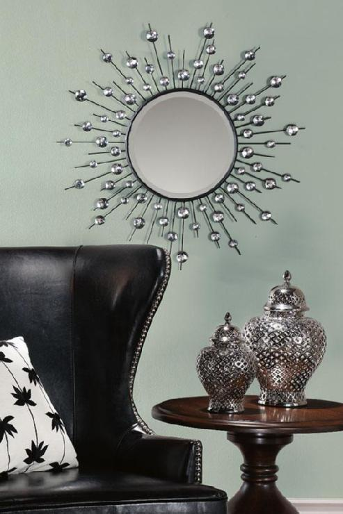 Best Diamond Mirror Wall Mirrors Wall Decor Home Decor This Month