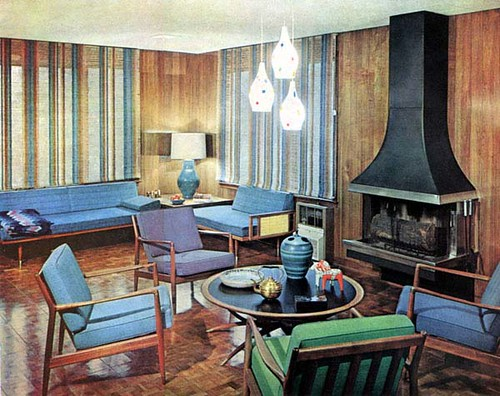 Best 50S Living Room On Pinterest Living Rooms 1950S And This Month