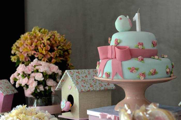Best Kara S Party Ideas Little Bird Themed Birthday Party This Month