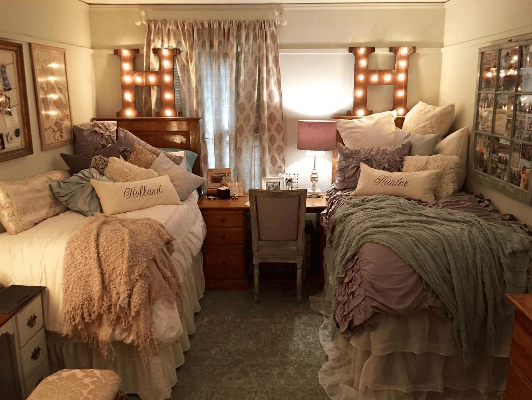 Best That Decadent Dorm Room Doesn't Have To Cost You A Fortune This Month