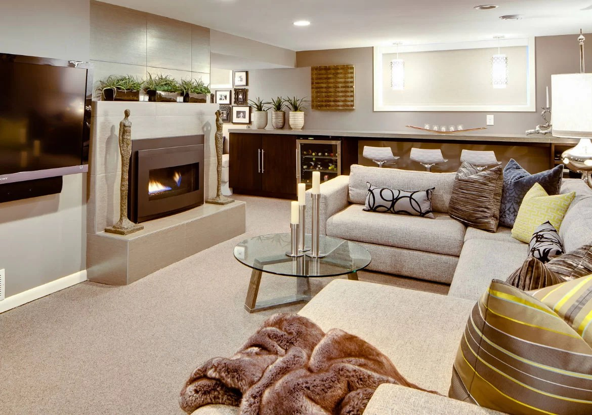 Best 50 Modern Basement Ideas To Prompt Your Own Remodel Home This Month