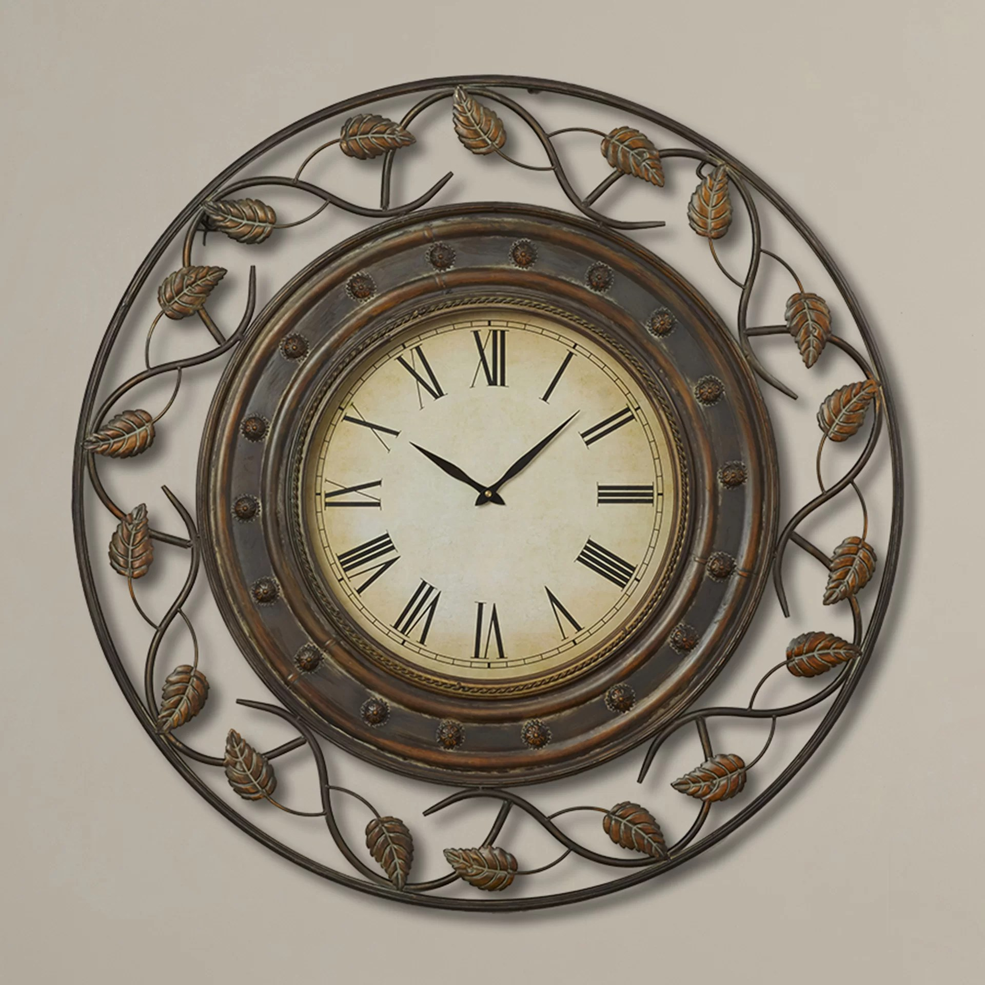 Best Darby Home Co Cleffort 36 Decorative Wall Clock Reviews This Month